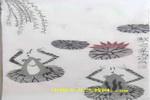 歌唱家儿童画2幅