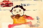 我家的……儿童画作品欣赏