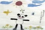 我爱大自然儿童画作品欣赏