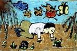 嬉嬉儿童画