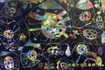 七星瓢虫儿童装饰画
