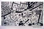 空间儿童画作品欣赏