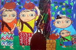 《想像画》儿童画