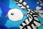 《鸟》儿童画
