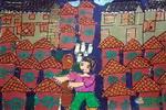 《酱园》儿童画