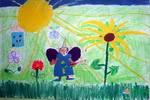 《无题》36儿童画