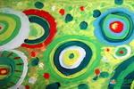 《变幻的色彩》儿童画