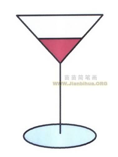 杯子简笔画图片大全