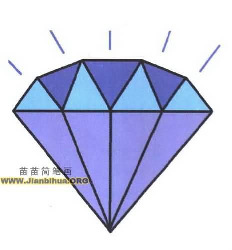 三角形物体简笔画内容|三角形物体简笔画版面设计图片