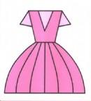 裙子简笔画图片教程