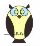 卡通猫头鹰简笔画图片教程