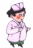护士简笔画图片大全