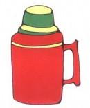 热水壶简笔画图片3张
