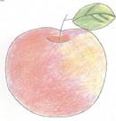 苹果简笔画图片教程