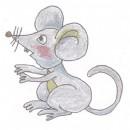 小老鼠简笔画图片教程