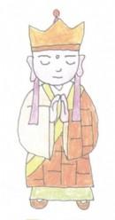 唐僧简笔画图片教程