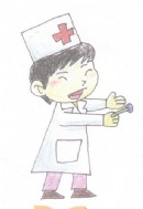 女医生简笔画图片教程