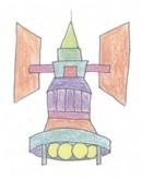 探测器简笔画图片教程四