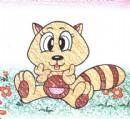 浣熊简笔画图片教程