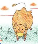 牛的简笔画图片教程