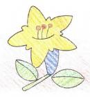 花朵简笔画图片教程