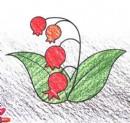 彩色小花朵简笔画图片教程