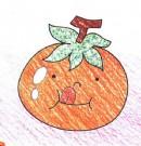 柿子简笔画画法图解