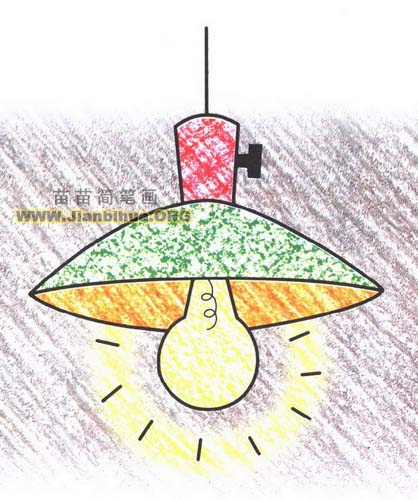 小燈泡簡筆畫圖片、教程 - jianbihua.org, 小燈泡簡筆畫圖片. 小燈泡簡筆畫圖解教程. 關于小燈泡的資料: 電燈泡(或稱電球),其準確技術名稱為白熾燈,是一種透過通電,利用電阻把幼細絲線(現代通常為鎢絲)加熱至白熾,用來發光的燈。. 電燈簡筆畫圖片教程 - jianbihua.org, 電燈簡筆畫圖片.