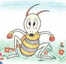 蟋蟀简笔画图片教程