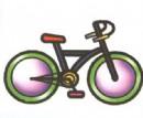 变速自行车简笔画如何画教程