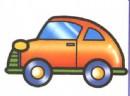 小汽车简笔画图片大全(6个教程)