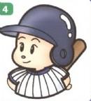 棒球运动员简笔画(2个教程)