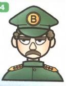 船长简笔画(2个教程)