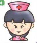 护士头像简笔画图片大全(3个教程)