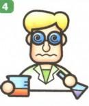 科学实验者简笔画图解
