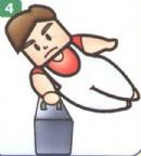 体操运动员简笔画图片大全(2个教程)