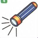 手电筒简笔画图片大全(5个教程)