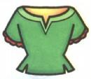 衣服(上衣)简笔画画法图解