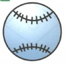 棒球简笔画画法图解