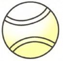 网球简笔画图解