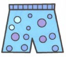 短裤简笔画图片教程