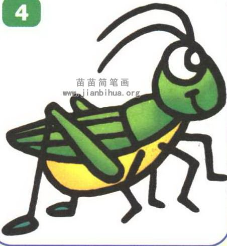卡通画蜗牛矢量图_陆地动物图片