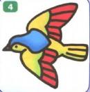 鸟的卡通简笔画图片教程