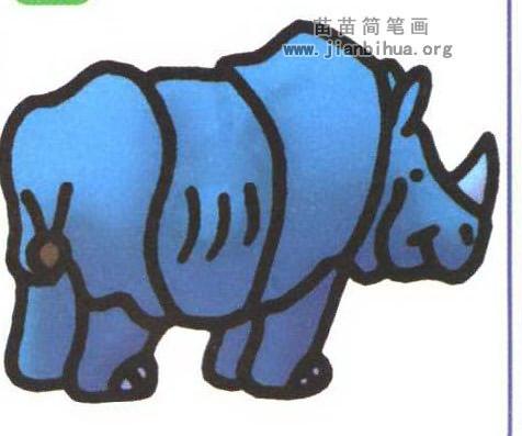 卡通动物简笔画 >> 正文内容