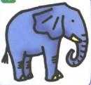 大象卡通简笔画分步骤教程