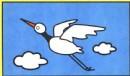 白鹤简笔画怎么画图解