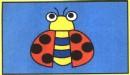 瓢虫简笔画怎么画图解