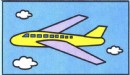 客机简笔画简单画法图解