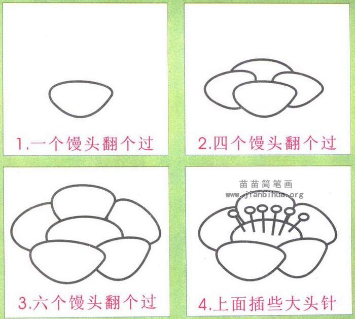 梅花简笔画怎么画图解