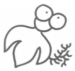 金鱼儿歌和简笔画教程